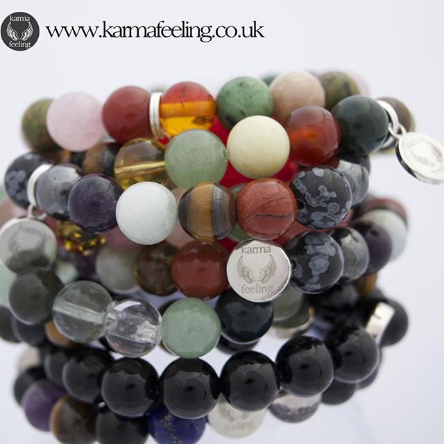 Love crystal jewellery but want more than one type of crystal on it? You can choose up to six crystals on your bracelet and have it made uniquely for you  #fashion #mensfashion #crystalhealing #crystals #jewellery #jewelry #yoga #yogainspiration #spirituality #spiritual #mystic #bracelet #fitness #fitnessmotivation #fitspo #meditation #reiki #psychic #lfw2016 #fashionblogger #ontrend #destiny #vegan