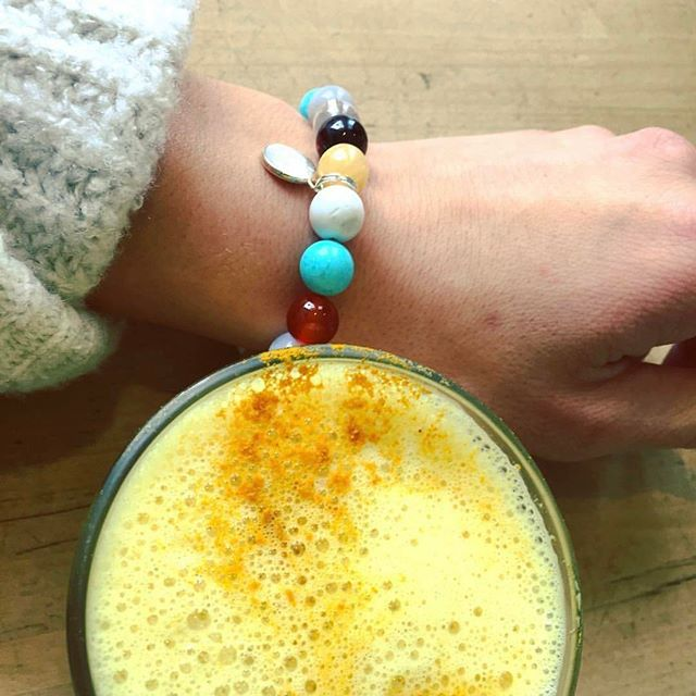 We'll shortly be launching our new Yoga specific range to include bracelets to support your Ayurvedic Dosha type. This one's for all the pitta types out there. It balances the negative traits and accentuates the positive  #yogaaddict #reiki #raiseyourvibration #natural #ayurvedic #ayurveda #dosha #meditation #gifts #gothic #giftidea #grateful #fitspo #fashion #fitness #practice #chakra #pittaayurvedic #yogagram #yogisofinstagram #yogaeverydamnday #yogainspiration #healthy #healing #healthfood #turmeric #turmerictea @rachaelmyoga #positivity #positivevibes #spiritjunkie
