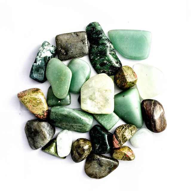 Green crystals symbolise health, prosperity and balance. They also support the heart chakra. Visit our website to see what they all mean and to pick a selection of your favourites to have your own bracelet designed. #yogaaddict #yoga #shopsmall #reiki #green #crystals #crystalhealing #anxiety #alternative #ayurveda #boss #bohochic #bracelet #chakra #calming #fitspo #fitness #fashion #gothgirl #grateful #healthy #meditation #raiseyourvibration